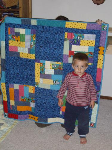 Wesley's Quilt